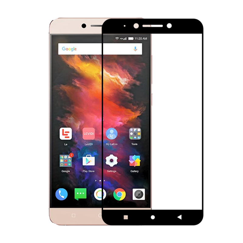 Tempered Glass For LeEco Le 2 S3 5.5 Inch Full Cover Screen Protector For LeEco Le Cool1 Pro 3 Pro3 Full Cover Film HD Clear