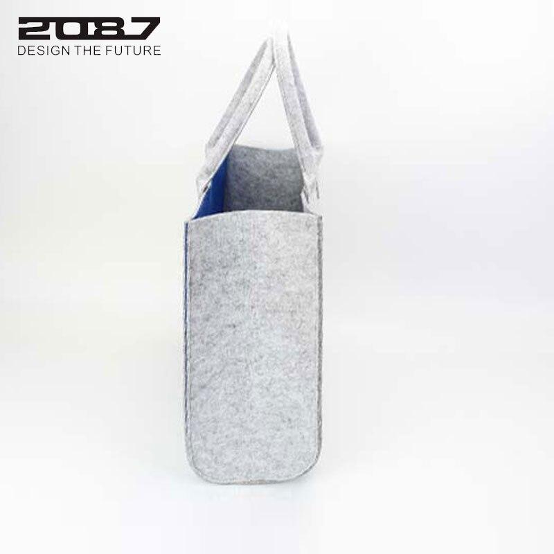 25d95e598710 2087 New Design Fashion Handbag Felt Women Female Gift Bags Hollow Out Cute Owl  Women Shopping Handbag High Qulity Casual Totes-in Shoulder Bags from ...