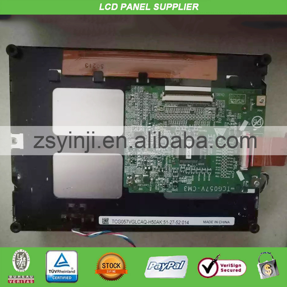 5.7 industrial lcd panel TCG057VGLCAQ H50AK-in LCD Modules from Electronic Components & Supplies