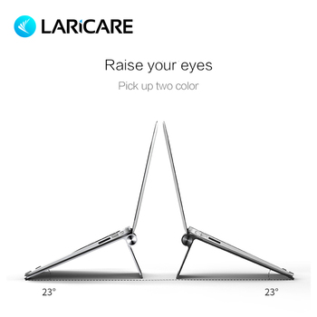 Portable Folding Adjustable Laptop Stand 1