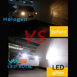 Image 5 - VANSSI 2 stücke 921 912 LED Backup Umge Glühlampen T15 w16w Led lampen Canbus Wy16W Led anzeige Birne Weiß bernstein Gelb