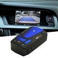 Хит  автомобильный Стайлинг  360 градусов  автомобильный радар-детектор  16-полосный голосовое оповещение  лазер V7  безопасность  GPS  скоростно...