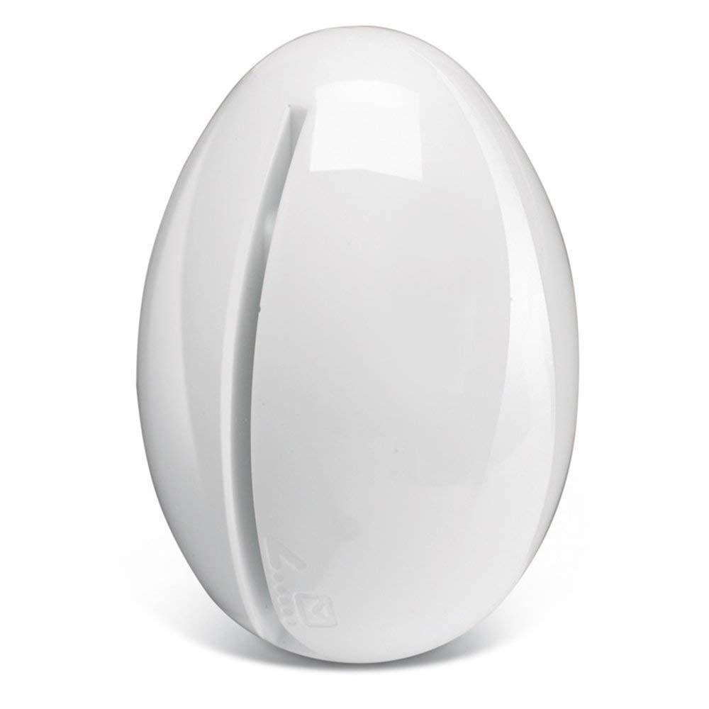 цены Letter Opener Envelope Slitter, Tumbler Egg Envelop Opener with Concealed Blade (White)
