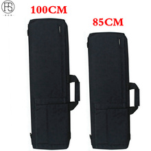 85CM / 100CM Heavy Duty Tactical Airsoft Gun Rifle Carry Case Shoulder Bag With Cushion Pads Hunting