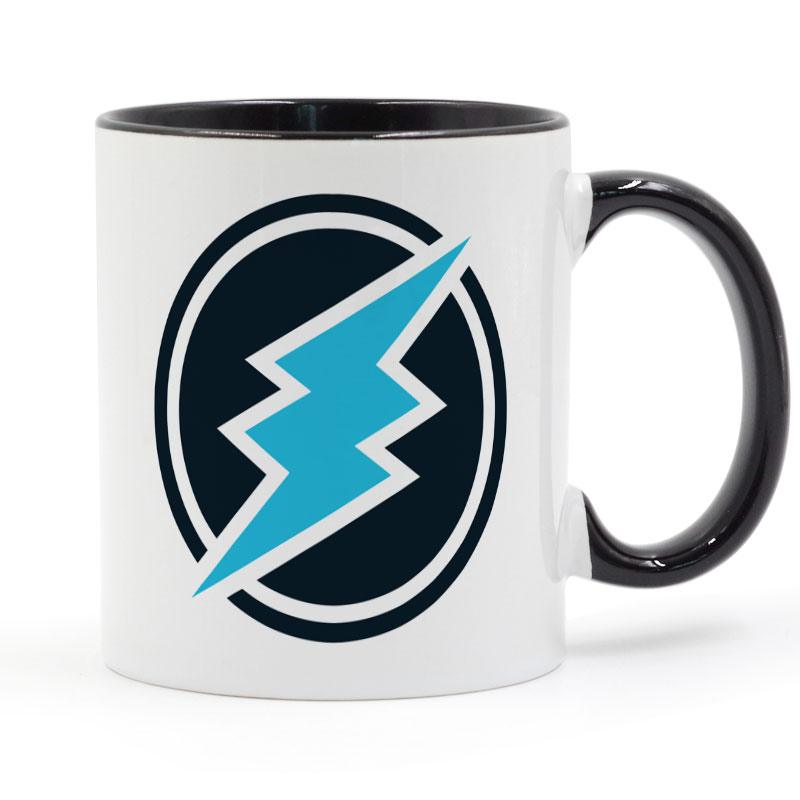 Electroneum ETN Mug Coffee Milk Ceramic Cup Creative DIY Gifts Home Decor Mugs 11oz T1436