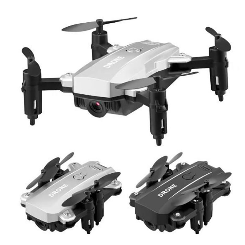 Mini Drone With Camera HD Wifi Four-axis Aircraft Rc Quadcopter No Camera Foldable Cheap RC Helicopters Altitude Hold WiFi