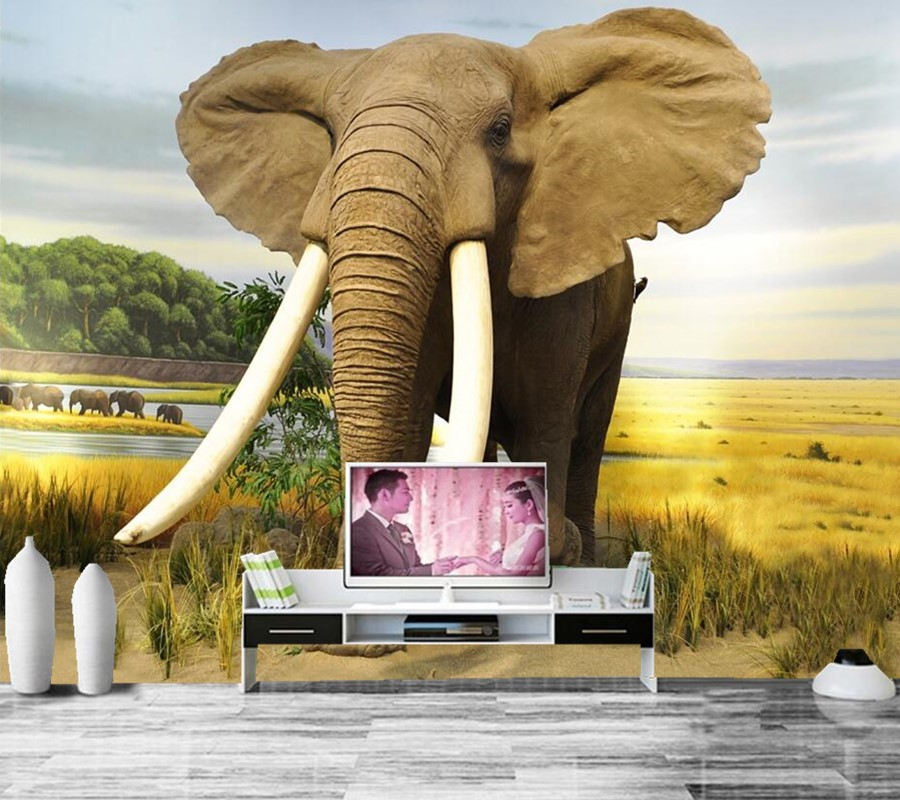 large 3d murals chinese great wall wallpaper papel de parede restaurant living room sofa tv wall bedroom wall papers home decor Custom large murals,Elephants Animals wallpaper papel de parede,restaurant living room TV wall bedroom 3d stereoscopic wallpaper