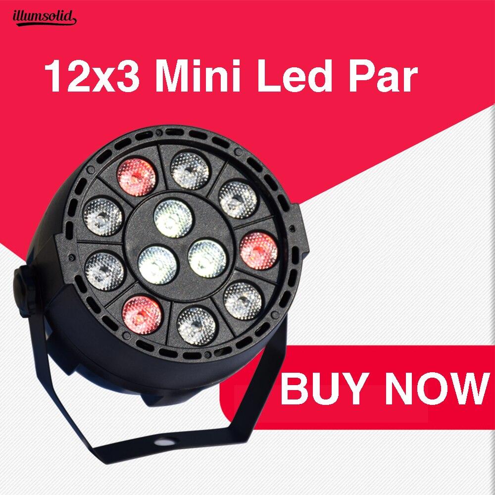 LED Par 12x3W RGBW flat Par Light With DMX512 for disco DJ colour Stage Lighting LED Par 12x3W RGBW flat Par Light With DMX512 for disco DJ colour Stage Lighting
