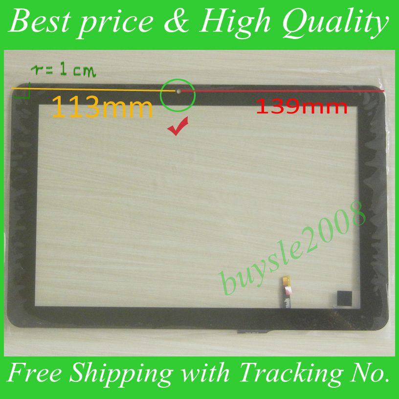 For 10.1inch Compatible Touch 101056-07A-V1 Tablet PC Touch Digitizer PAD MID Capacitive Touch Screen Replacement Sensor Repair