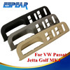 Car Master Window Switch Door Panel Trim Bezel For VW Volkswagen Passat Jetta Golf GTI TDI GLS GLX MK4 1998 - 2004 #9116