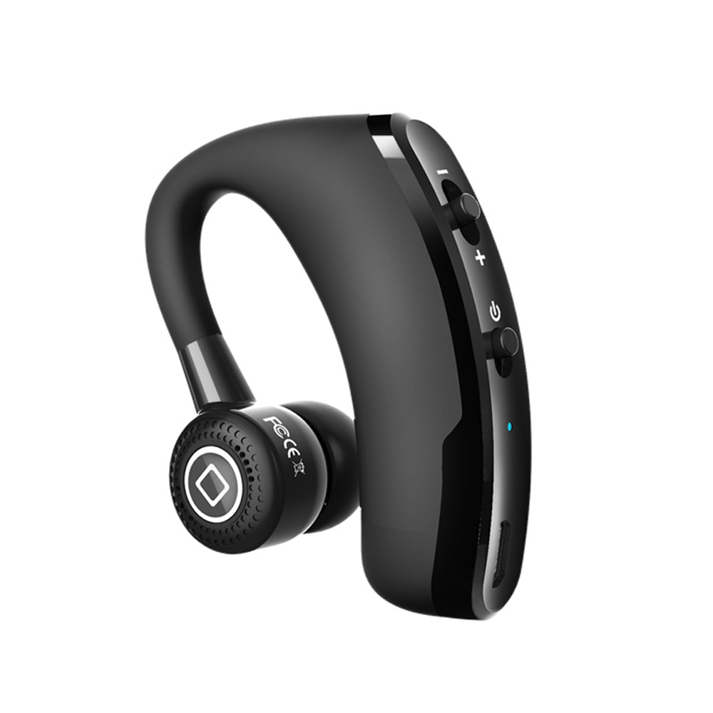c93a7ec850d Hands Free Wireless Headphone V9 Bluetooth V4.0 Headsets For iPhone Android  Phone Bluetooth Headphone Car Driver Work Earphone