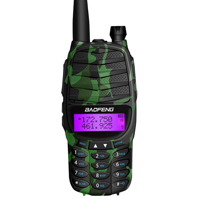 Image 5 - 2019 new walkie talkie baofeng RS UV800 two way radio 8w Dual Band UHF&VHF Portable radio UV 82 PLUS Transceiver Ham Radio gift-in Walkie Talkie from Cellphones & Telecommunications