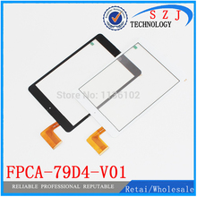 "Nuevo 7.85 ""pulgadas FPCA-79D4-V01 ZC 1344 FPCA 79D4 V01 Panel Táctil de Pantalla para Explay SM2 3G Sensor Reemplazo Envío gratis"