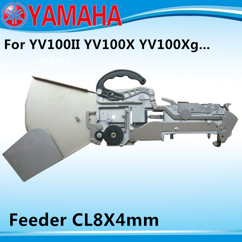 YAMAHA FEEDER original USED CL8x4mm FOR YAMAHA YV100 YV100II YV100X YV100Xg