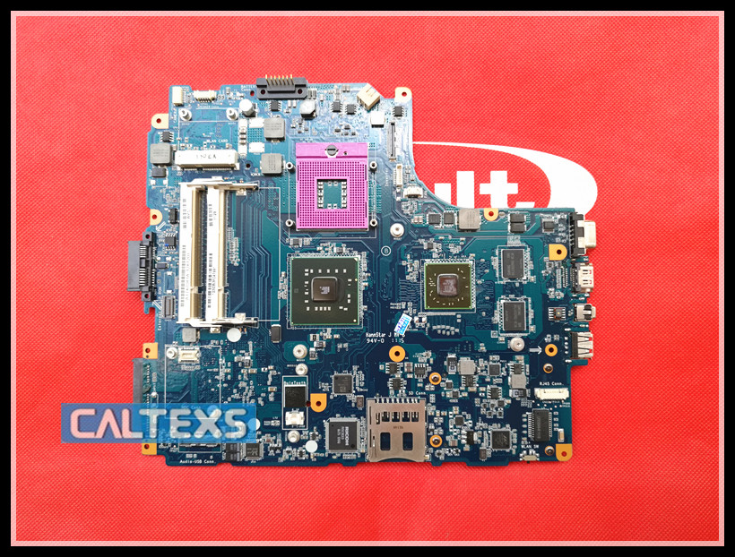 Original laptop motherboard FOR Sony Vaio VGN-NW MBX-217 M851 A1747079A PGA478 DDR2 ATI Mobility Radeon HD 4570 Fully tested