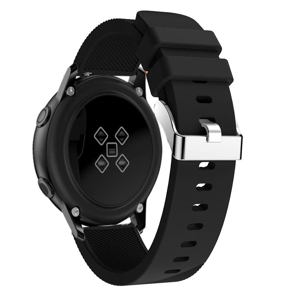 Купить умный силиконовый ремешок для часов samsung galaxy часы активного