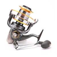 1set Fishing Reel 12+1BB Bearings Baitcasting Distant Wheel Reel 5.2:1 Long Shot Fishing Reel Carp Fishing Coils Gear Carretilha