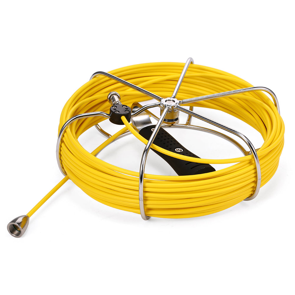20M / 30M / 50M Fishing Replacement Cable for Pipe Inspection Camera underwater camera for fishing Tackle Pesca Carp