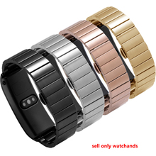 Quality stainless steel watchband 18mm metal strap fit Huawei B5 wristband replacement Smart watch accessories