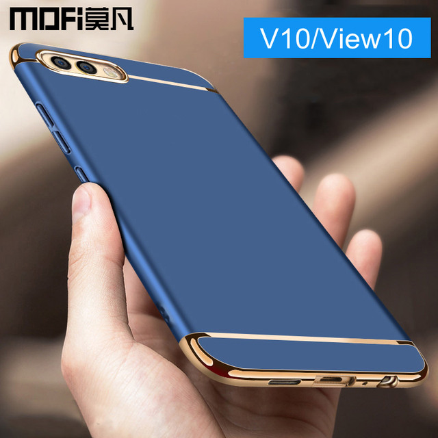 the latest 3be70 edd4c US $9.99 |Huawei honor v10 case cover honor v10 back cover joint protective  case coque luxury capas MOFi original honor view 10 case-in Fitted Cases ...