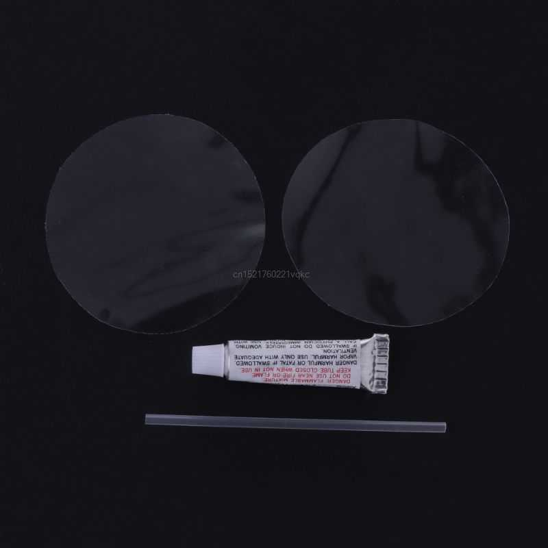 Vinyl Glue Repair Kit For Inflatables Waterbed Air Mattress PVC Patch Adhesive