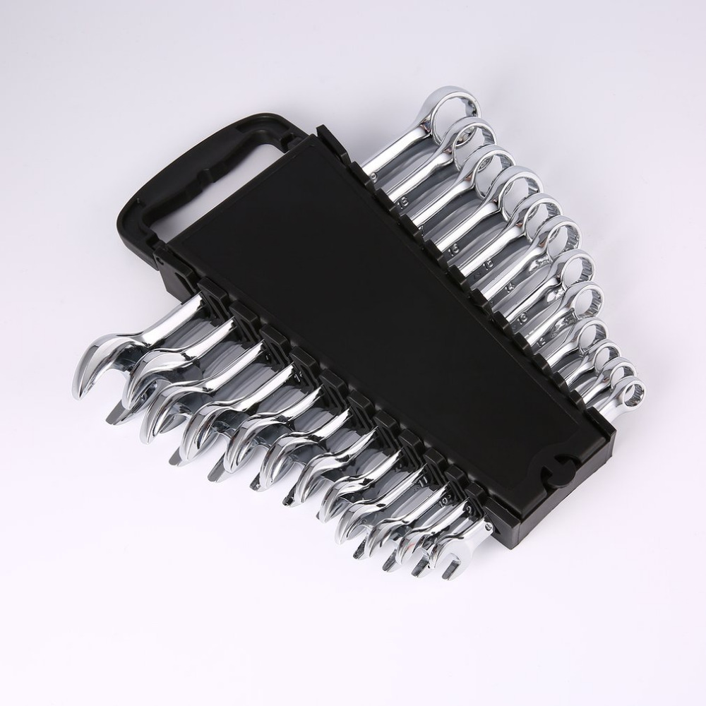 Portable Gears Wrench Set Open End Wrenches Functional