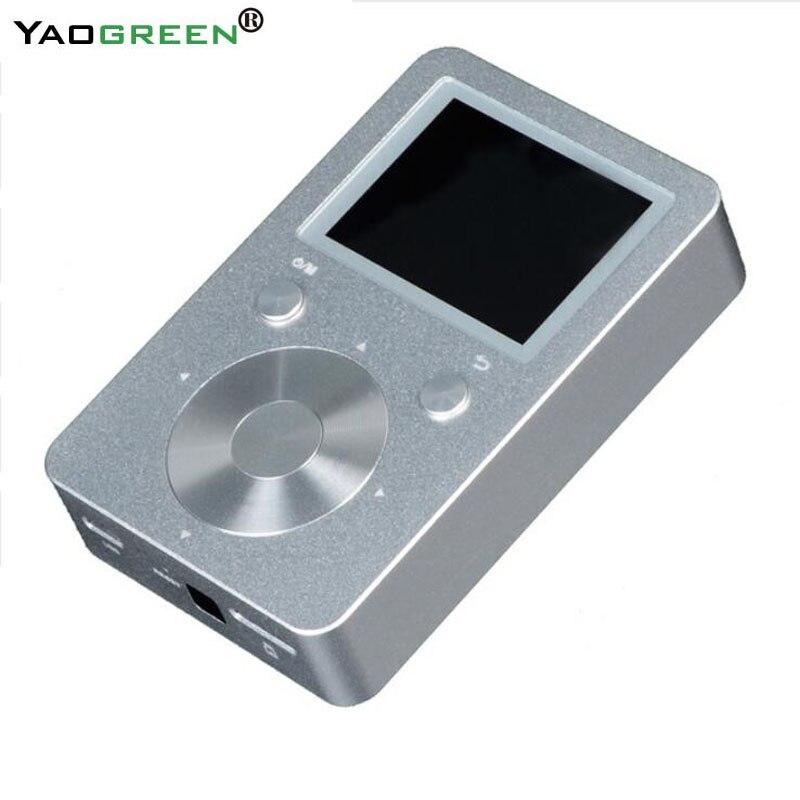 F. audio FA1 HiFi Sans Perte Musique MP3 Lecteur Avec AK4497EQ DAC DSD Numérique hifi Audio DAP Est Livré Avec 32 gb dans cas en cuir E2-006