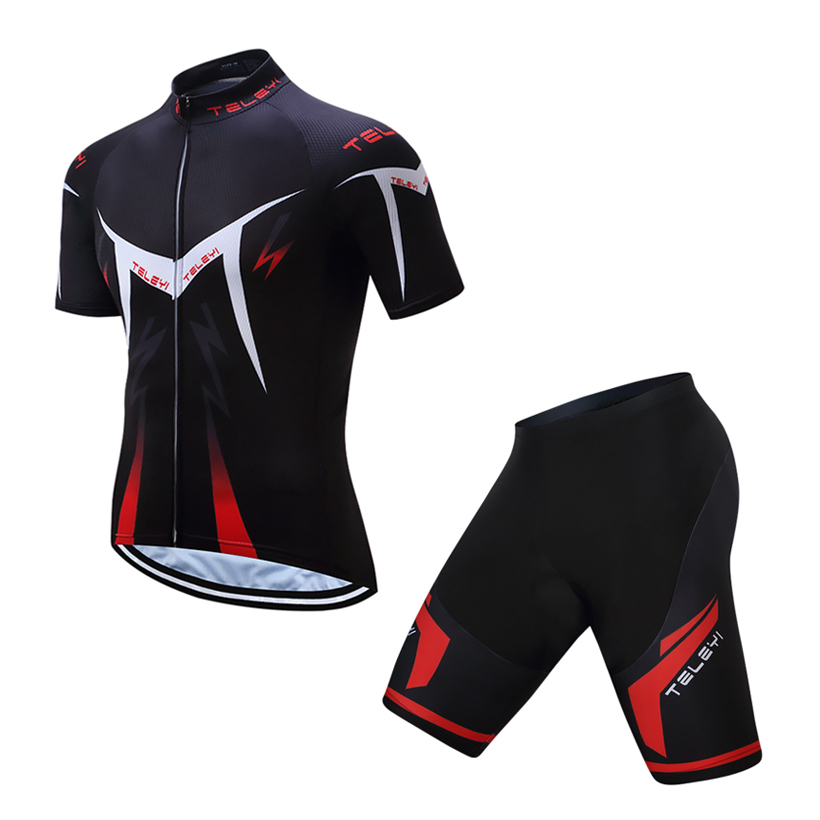 cyclisme equipe pro Cycling clothing set Men's Breathable Quick-drying cycling jersey bike road bicycle cycling clothing sets 2017 hot selling cheji womens pro cycling jersey set breathable fit pink printing high quality cycling clothing bike equipments