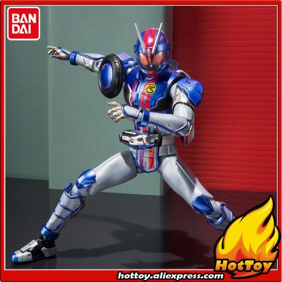 "Original BANDAI Tamashii Nations S.H.Figuarts (SHF) Exclusive Action Figure   Kamen Rider Mach chaser from ""Kamen Rider Drive"""
