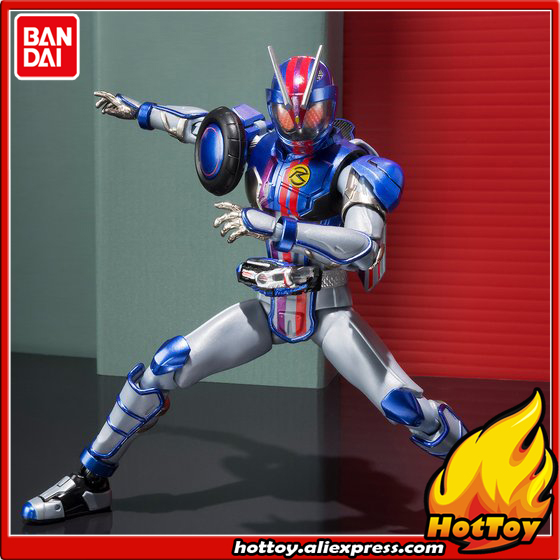 Original BANDAI Tamashii Nations S.H.Figuarts (SHF) Exclusive Action Figure - Kamen Rider Mach chaser from Kamen Rider Drive
