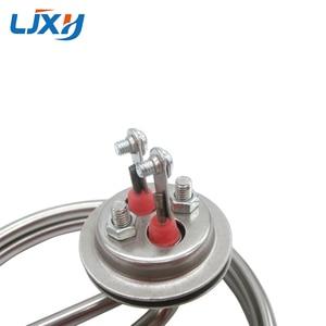 Image 4 - LJXH Electric Towel Heater Heat Preservation Platform 220V/380V 2KW/2.5KW/3KW 201SS Flange/Disc 46mm Towel Cart Heating Element