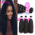 Mongolian Kinky Curly Hair Extensions Afro Kinky Curly Hair Weave Virgin Mongolian Hair Bundle Curly Weave Human Hair DHL Free