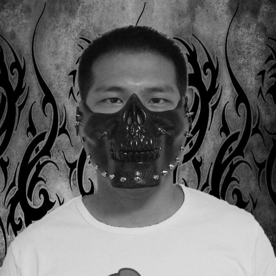 все фото в маске скелета расскажу только том