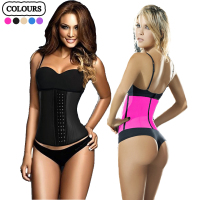 Latex Waist Cincher Sport Waist Trainer Women Slimming Body Shaper Waist Training Corsets Gaine Amincissante Shapewear Fajas