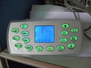 Image 3 - KL8 3 spa keypad with white lock backside, hot tub controller panel fit LX heater for JAZZI,J&J,SERVE,kingston,monalisa,mesda