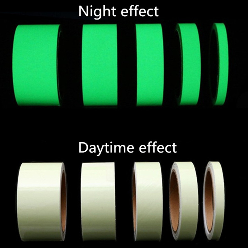 Back To Search Resultssecurity & Protection 10m 12mm Luminous Tape Self-adhesive Warning Tape Night Vision Glow In Dark Safety Security Home Decoration Luminous Tapes Clearance Price