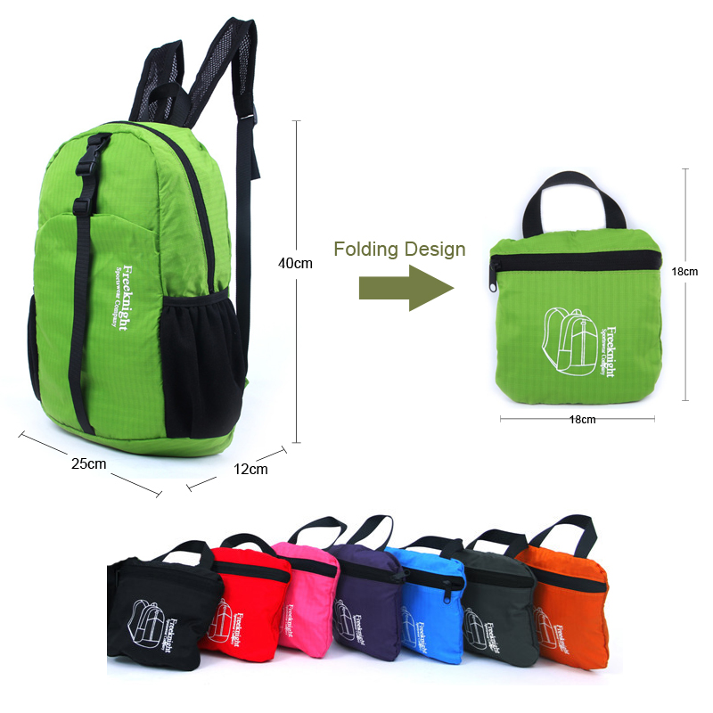 Free Knight 35L Folding Bag Nylon Male Climbing Outdoor Bags Ultra Light Water Resistant Backpack for Camping Hiking WX036 outdoor bag backpack for waterbackpack climbing - AliExpress