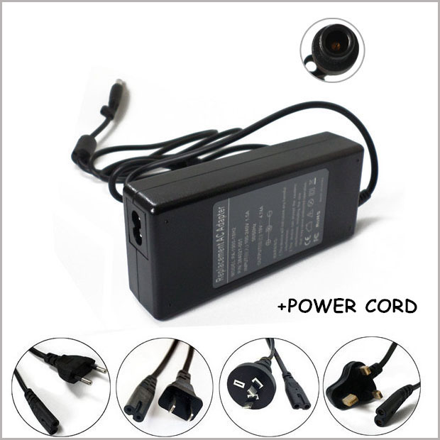 19V 90W AC Adapter Charger Carregador de Notebook Universal For Laptop HP 6535b 6535s 67 ...