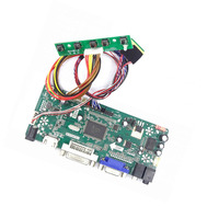M. NT68676 HDMI DVI VGA LED LCD Controller board Kit DIY für B089AW01 V0/V1/V2/V3 1024X600 panel display-in Laptop-Reparaturkomponente aus Computer und Büro bei