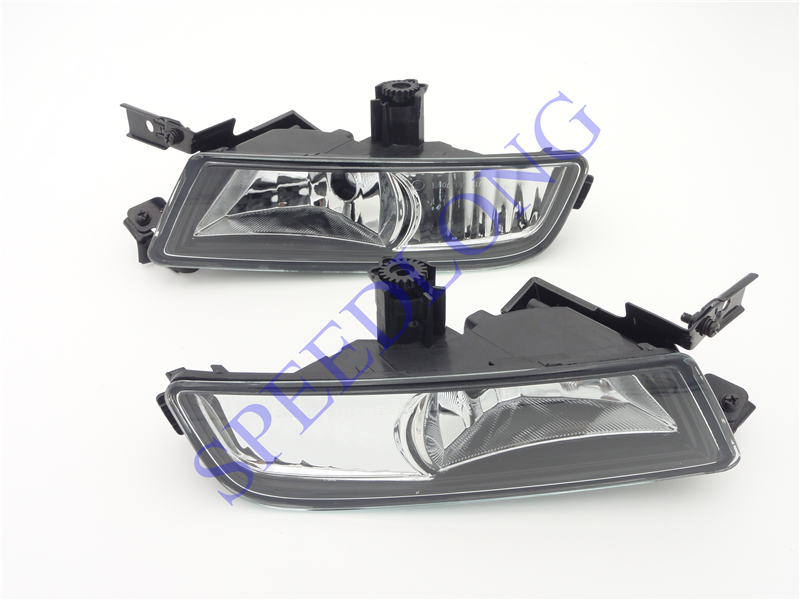 2 Pcs/Pair Without bulb RH and LH Front fog lamp spot lights for Honda CRV CR-V 2015 2016