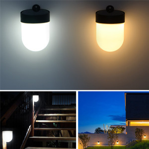 Solar LED Wall Lamps Waterproo