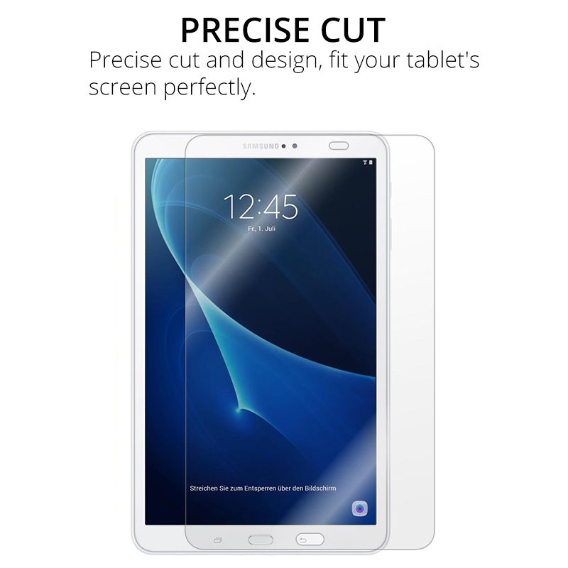 Купить с кэшбэком Tempered Glass for Samsung Galaxy Tab A 10.5 10.1 9.7 8.0 7.0 T590 T595 2016 T580 T585 P580 T550 T380 T350 T285 Screen Protector