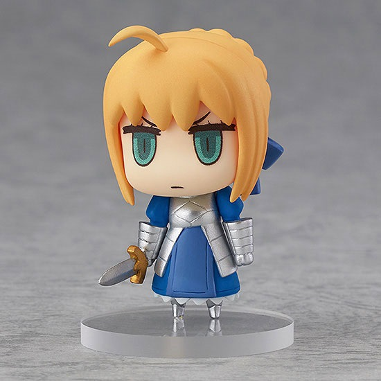 Fate Grand Order Learning with Manga Fate Grand Order Collectible Figure Pack of 6 in Action Toy Figures from Toys Hobbies