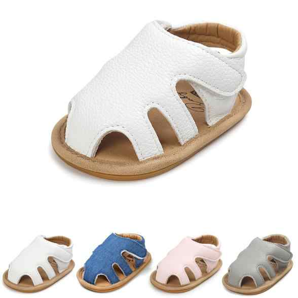 New Jeans hollow Crib sandals cute