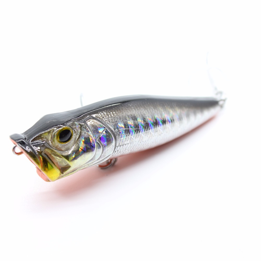 AOCLU wobblers Super Quality 4 Colors 60mm Hard Bait Minnow Crank - Balıqçılıq - Fotoqrafiya 5