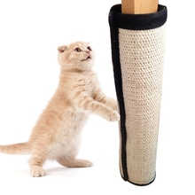 2017 New Mayitr 40x30cm Sisal Mat Board Bed Scratcher Post Pole Toy  Durable Pet Cat Scratching Pad For Pet Supplies