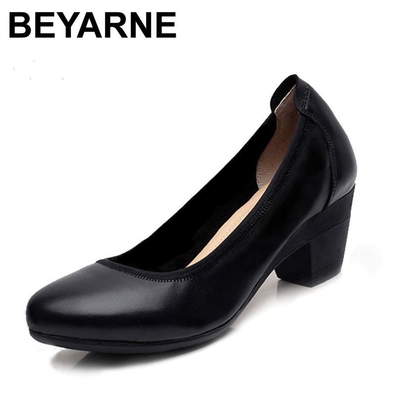 new32-43 Large size women shoes soft genuine leather comfortable low high shoes business casual office high shoes for women alfani new black women s size small s mesh back high low ribbed blouse $59 259