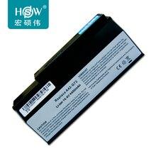 HSW Battery For ASUS G53SW G53JW G53SX G73SW G73JW A42-G73 laptop computer battery eight Cell