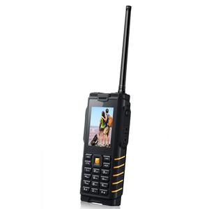 Image 2 - Ioutdoor T2 IP68 Waterproof Rugged intercom Walkie Talkie Mobile Phone Strong Singnal Flashlight Long Standby Power Bank P010