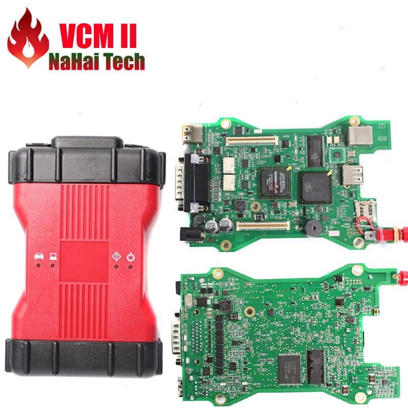 Car Repair Tools 2019newest Vcm 2 Dianostic Scanner Multi-language Vcm2 Ids V101 V96 V86 Diagnostic Tool Vcm Ii Vcmii Obd2 Scanner For Frd/m-azda